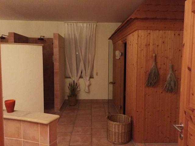 Sauna / Dusche