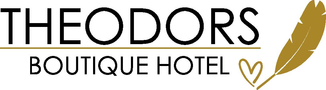 Theodors Logo: Feder
